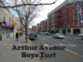 Arthur Avenue Gang Turf