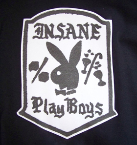 Playboy patch from the 1970s