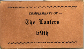 69th Street Loafers gang card