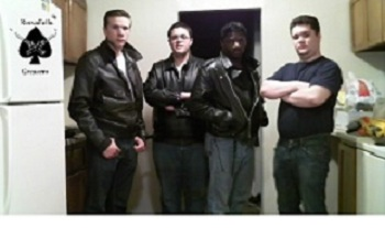 RoccaFella Greasers o New Jersey