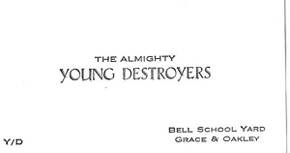 Young Destroyers Bell Park