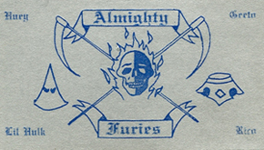 Almighty Furies