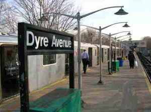 Dyre Road Subway station