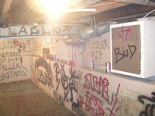 Basement tag