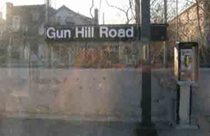 Gun Hill Subway station