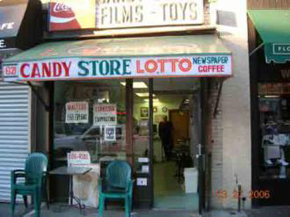 Mount Carmel Candy Store East 187th Street and Belmont - New York's Greatest Egg Creams