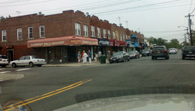 32nd Avenue and 200 Street in Bayside, Queens - which was Zombie corner